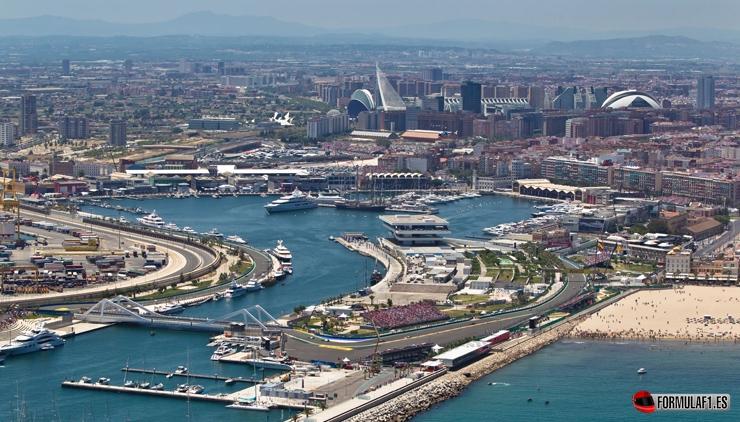 Circuito Valencia Street Circuit