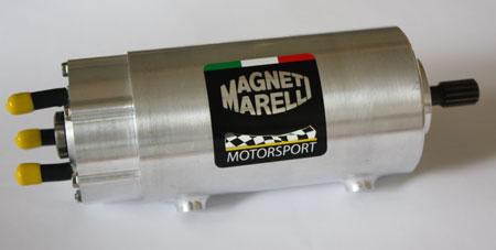 Motor-generador de Magneti Marelli, empleado por Ferrari y Renault