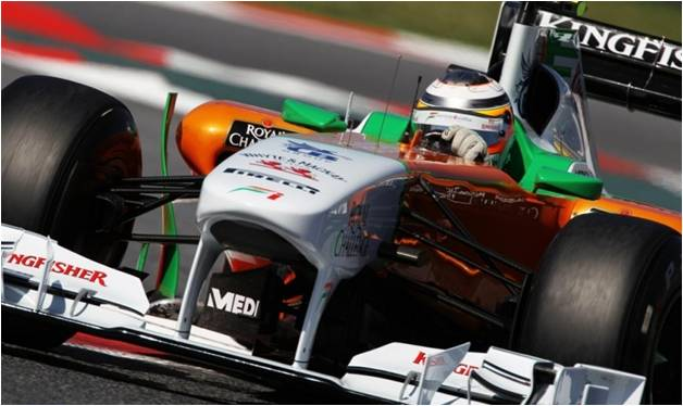 Force India GP España