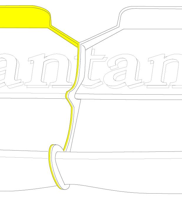 Alerón trasero prohibido de Ferrari en el GP de España 2011