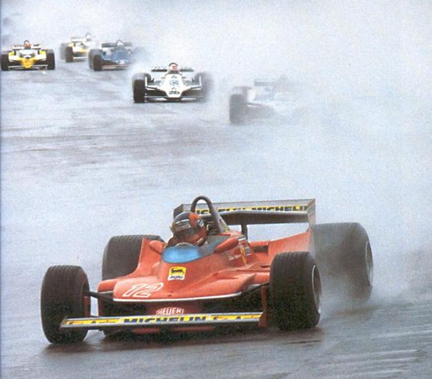 El gran Gilles Villeneuve