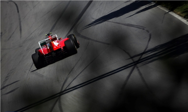 Ferrari en Canadá