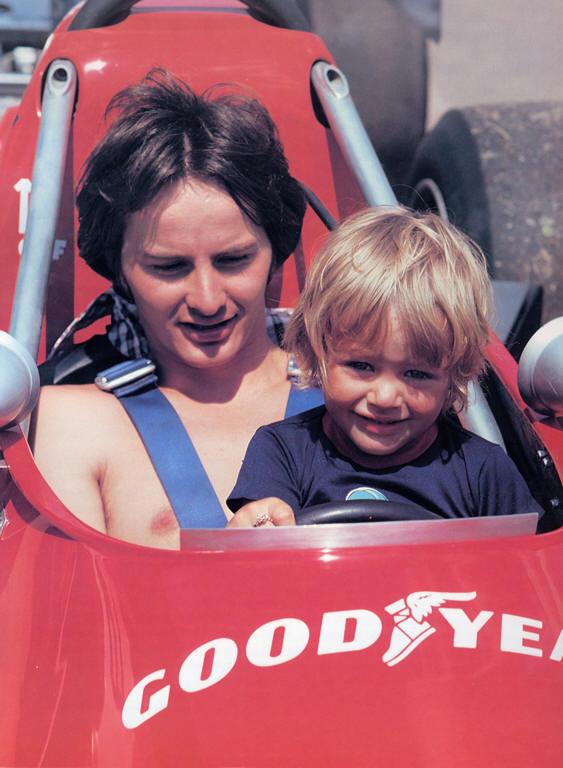 Gilles y Jacques Villeneuve