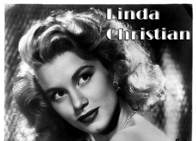La actriz L. Christian, otra de sus famosas conquistas