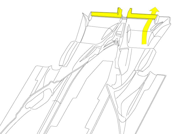 Flap sobre el difusor del Red Bull RB7