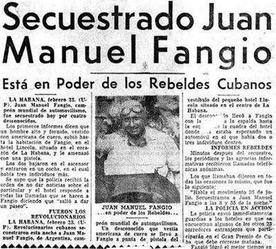 El Chueco es retenido en Cuba