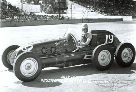 Kurtis Kraft-Offenhauser KK500G 'Pat Clancy Special' - Indianapolis 1957