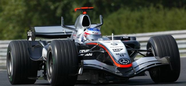 Kimi Räikkönen, McLaren-Mercedes, 2005
