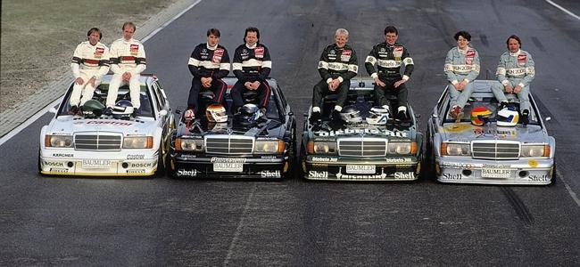 Klaus Ludwig, DTM, Mercedes-Benz 190