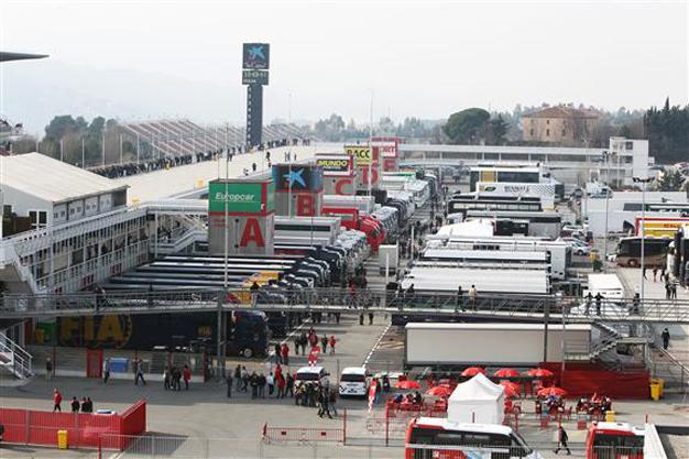 Sorteamos dos entradas dobles para el GP de España 2012 en Montmeló (Barcelona)