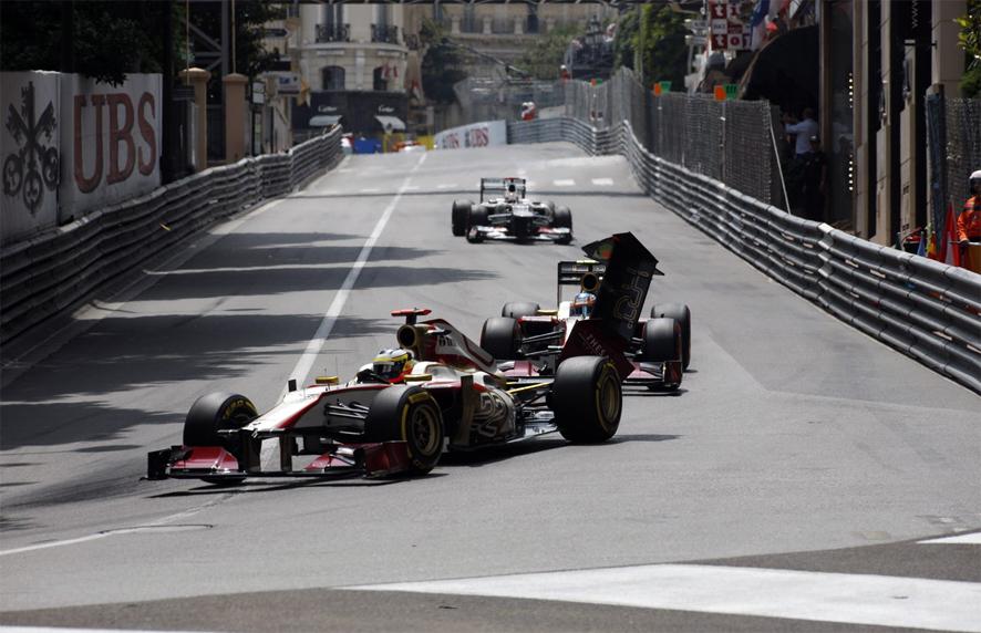 Análisis del GP de Mónaco por equipos