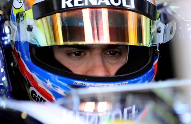 Victoria de Maldonado. GP España 2012