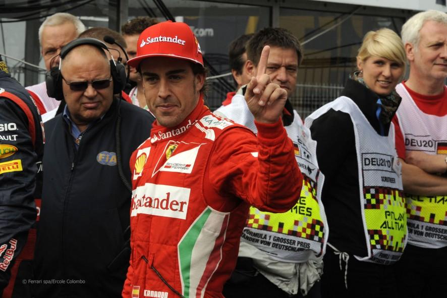 La mejor versión de Alonso