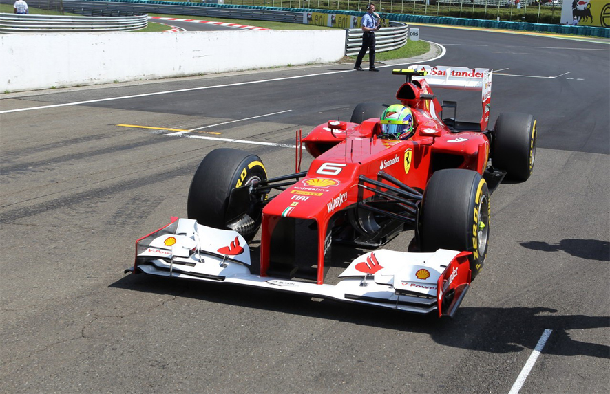 ¿Quién sustituirá a Felipe Massa?