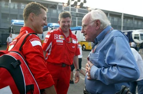 Fallece Sid Watkins, salvador de pilotos