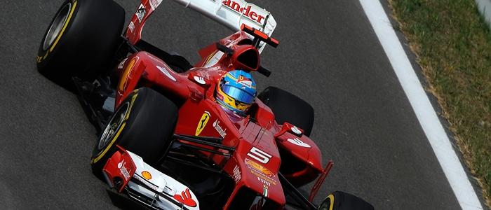 Fernando Alonso Libres GP Corea 2012