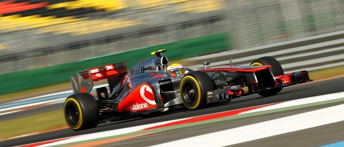 Lewis Hamilton GP Corea 2012 Libres