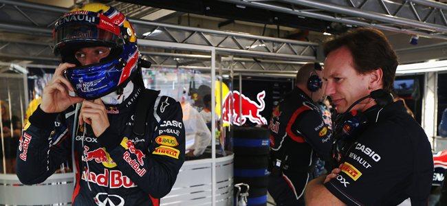 Mark Webber GP India 2012