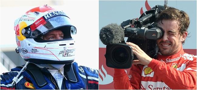 Editorial Fórmula F1 - Sebastian Vettel vs. Fernando Alonso: ¿Quién se merece ganar el Mundial de F1 2012?