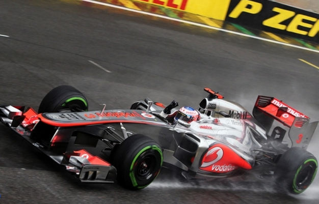 J. Button vence. GP Brasil 2012