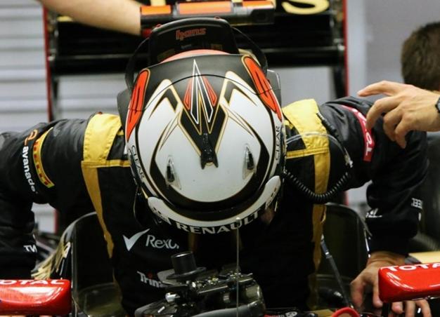 Raikkonen vence en Yas Marina. GP Abu Dabi 2012