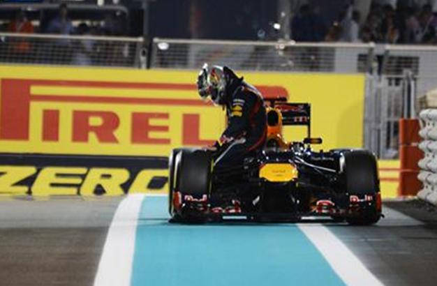 Calificación GP Abu Dabi 2012: Lewis Hamilton retorna a la Pole