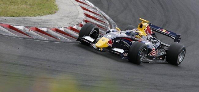 Daniel Ricciardo Fórmula Renault 3.5