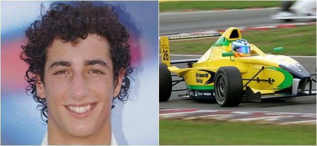 Daniel Ricciardo Formula BMW
