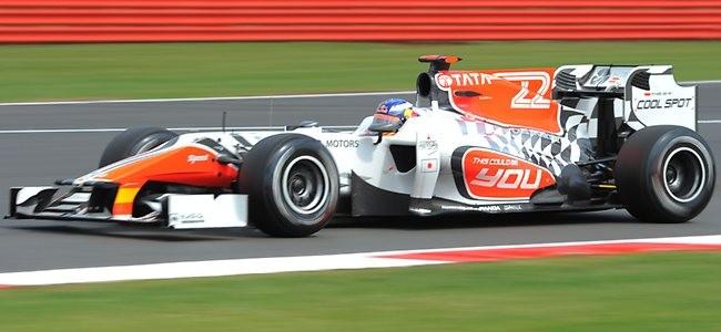 Daniel Ricciardo HRT 2011