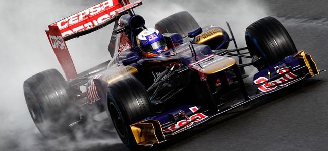 Daniel Ricciardo Toro Rosso 2012