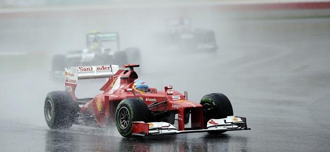 Fernando Alonso, GP Malasia 2012