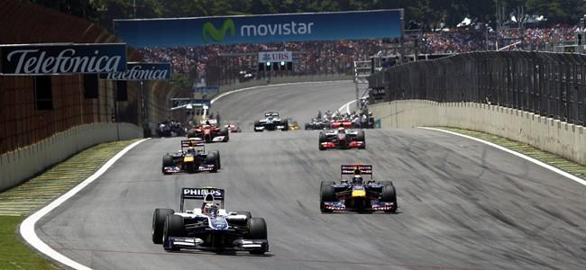 Nico Hülkenberg GP de Brasil 2010