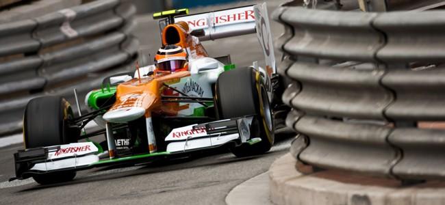 Nico Hülkenberg - Monaco Grand Prix - Thursday - Monte Carlo, Monaco