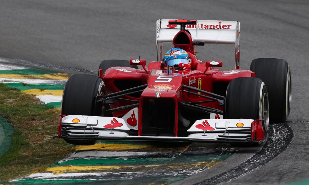 Ferrari F2012: El coche que nació cojo y casi gana el Mundial