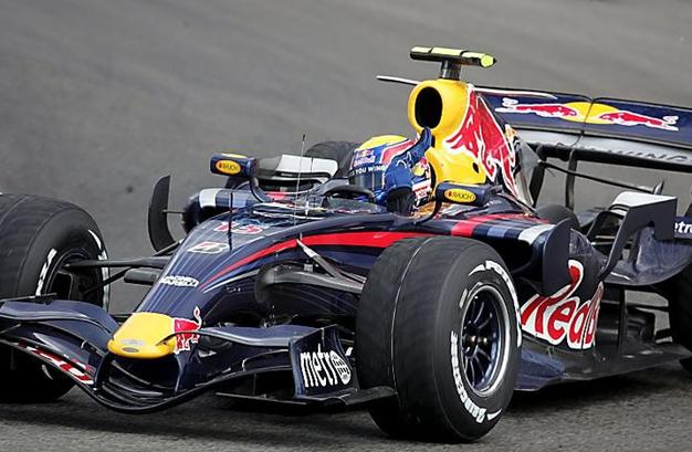 Webber, GP Europa 2007