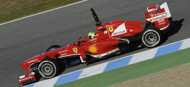 Felipe Massa, Jerez 2013