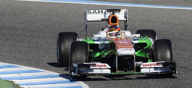 Prueba de fuego para Adrian Sutil y Jules Bianchi en Barcelona