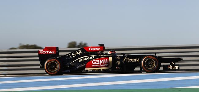Kimi Räikkönen, Jerez 2013