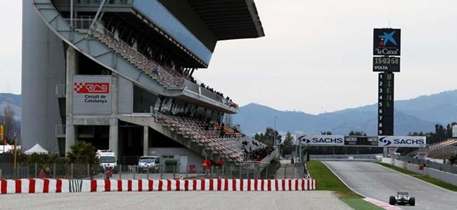 Montmeló, Circuit de Catalunya