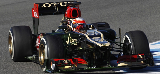 Romain Grosjean, Jerez 2013
