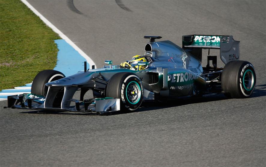 Rosberg Jerez dia 3