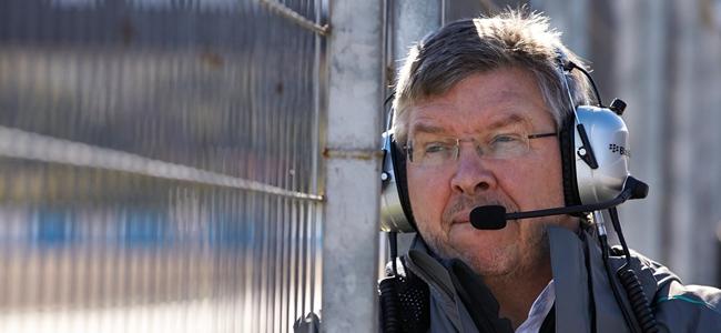 Entrevista: Ross Brawn analiza el comienzo de la pretemporada 2013 de Mercedes