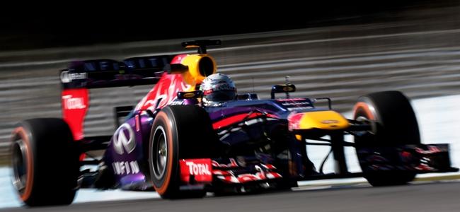 Sebastian Vettel, Jerez 2013