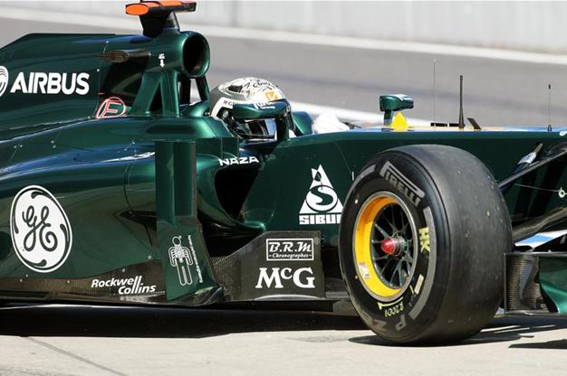 Van der Garde, Libres 1 GP Japón 2012