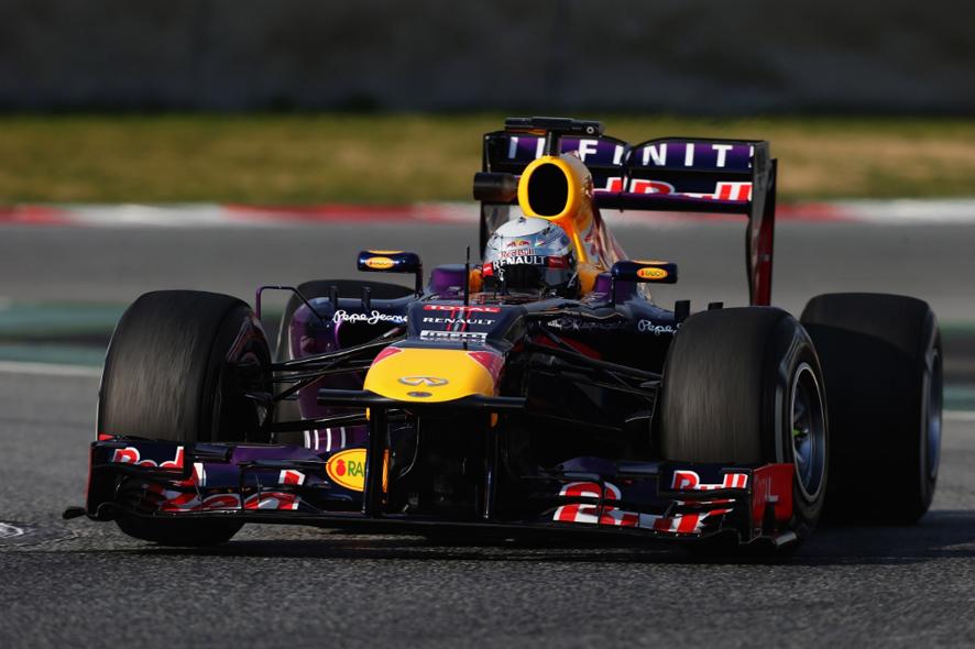 Crónica del primer día de test de pretemporada en Barcelona: Alonso debuta con el F138