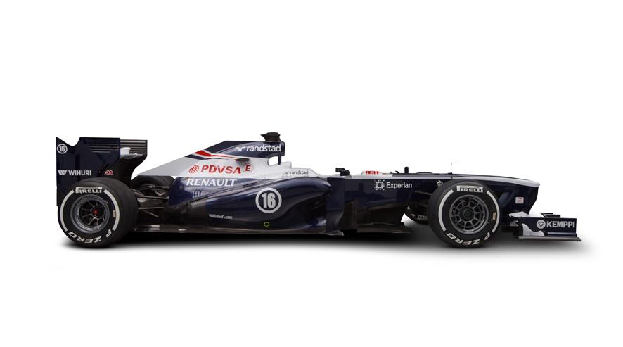 Williams presenta en Barcelona su nuevo FW35