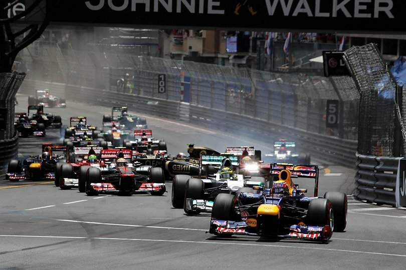 Qu motores montar cada equipo en 2014 f rmula f1 for Garage mercedes monaco