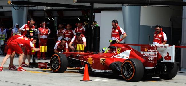 En Ferrari se muestran optimistas: