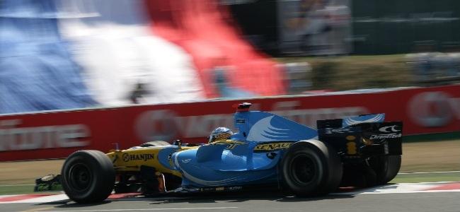 Francia vuelve a sonreir en la parrilla de Fórmula 1