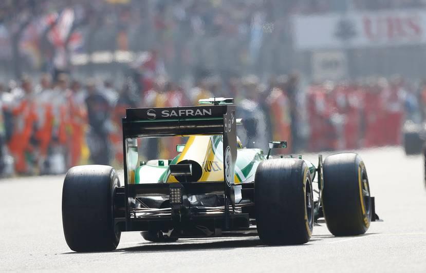 GP de China 2013: Galería de fotos del domingo